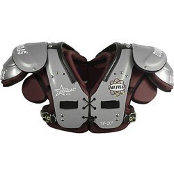 Douglas NP 25 Series RB/DB/QB Football Shoulder Pads