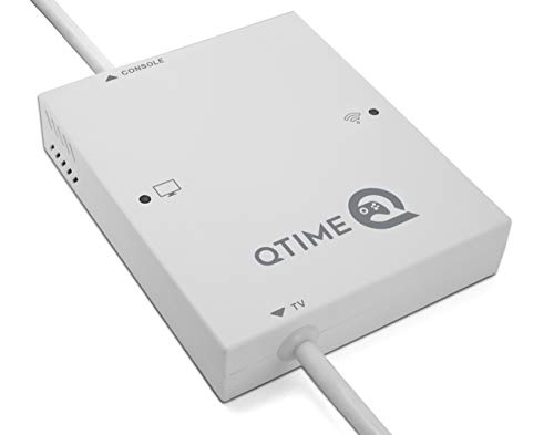 QTIME Parental Control for Xbox and PS4 - Limit and Manage Screen Time for Your Child (Limit Tim)