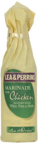 Lea & Perrins Marinade for Chicken Blended with White Wine & Herbs, 10 ()