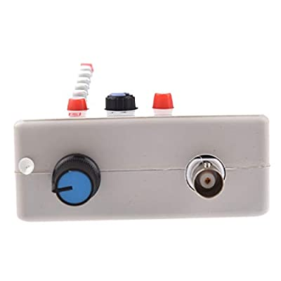 HATCHMATIC 1HZ-500KHz DDS Function Signal Generator Module Sine++Square Wave +case