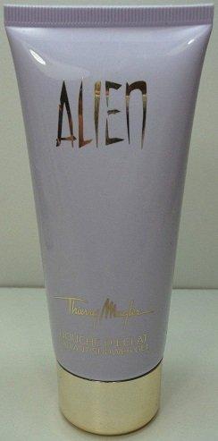 (Thierry Mugler Alien Radiant Shower Gel for Women - (3.3 oz / 100ml) - Unboxed)