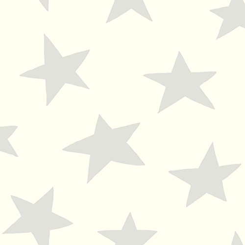 RoomMates Star Peel and Stick Wallpaper ()