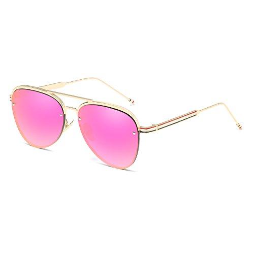 CVOO New Fashion Pilot Aviator Sunglasses Men Male Sun Glasses For Man Famous Luxury Brand Designer - Brands Famous Sunglasses