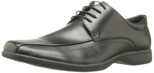 Kenneth Cole REACTION Men's Best O The Bunch Oxford,Black,9 M US