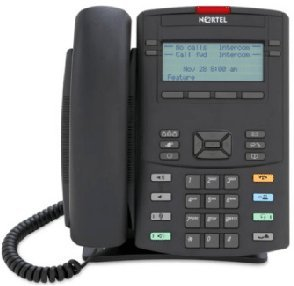 Avaya 1220 IP Phone with Text Labels -  NTYS19BC70E6