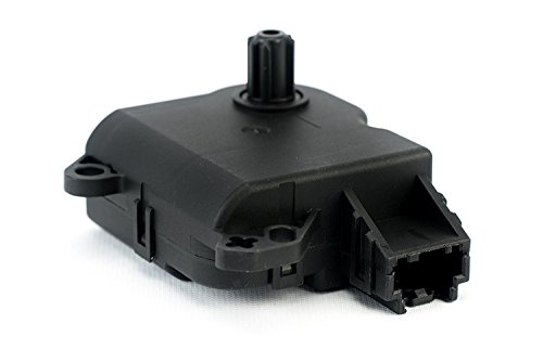 Vent Door Actuator (Heater Blend Door Actuator Replaces# YH1933, 604-252, DL3Z-19E616-A - For Ford Flex 2009, Ford F150 2009, 2010, 2011, 2012, 2013, 2014, Expedition & Lincoln Navigator 2009 - 2016 - Air Door Motor)