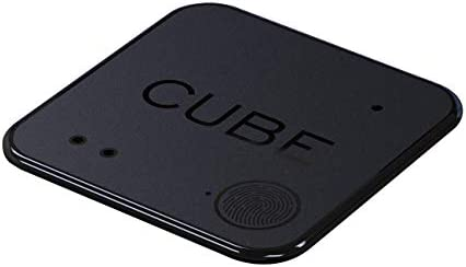 Cube Shadow Item Finder Ultra Thin Tracker Rechargable Battery Wallet Remote Control Bluetooth Locator Smart Tracker Tag Lost Item Prevention