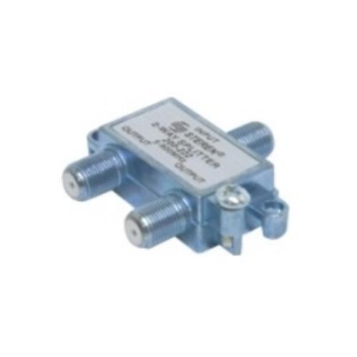 Steren 200-222-10 2-Way 900MHz RF Splitter - 2-way - 900 MHz - 10pk - Steren 2 Way Splitter