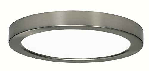 Satco Products S9337 Blink Flush Mount LED Fixture, 18.5W/9