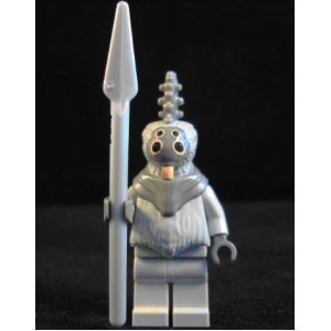 Thi-Sen (Talz Chieftain) - Lego Star Wars Mini Figure ()