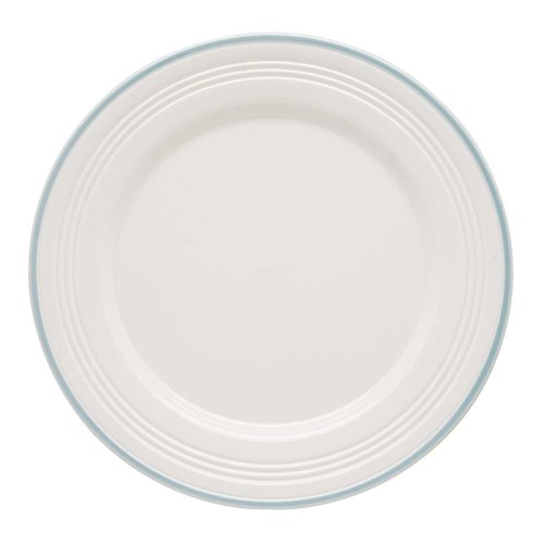 - Lenox Tin Can Alley Four Degree Dinner Plate, Blue