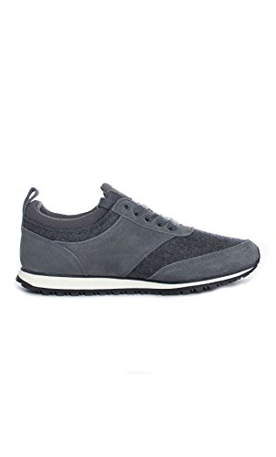 Polo Ralph Lauren - Zapatillas para hombre gris gris