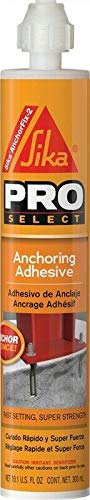 1 Pc of AnchorFix-2 2-Component High Performance Acrylic Anchor Adhesive 10.1 oz