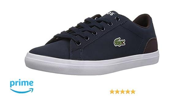f1489941fbf2fa Amazon.com   Lacoste Kids' Lerond 417 1 CAJ Sneaker   Sneakers