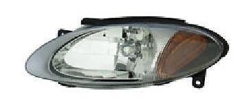 98 99 00 01 02 03 Ford Escort 2 Door ZX-2 DRIVER Headlight NEW