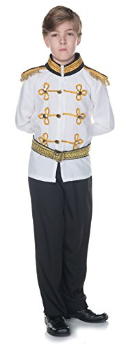 Little Boy's Prince Charming Costume - Medium - Little Boy Prince Costume