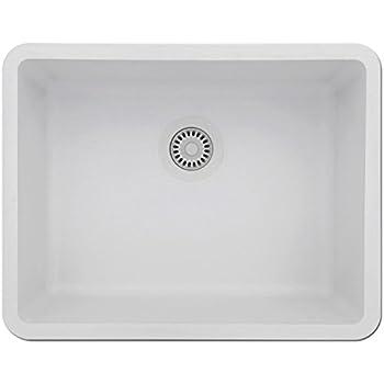 Lexicon Platinum Quartz Composite Kitchen Sink - D-Shaped Single ...