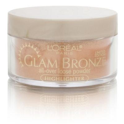 L'Oreal Glam Bronze Loose Powder Highlighter, Twilight Gold