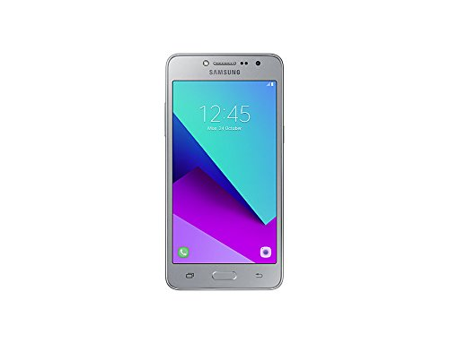 "Samsung Galaxy J2 Prime (16GB) 5.0"" 4G LTE GSM Dual SIM Factory Unlocked International Version, No Warranty G532M/DS (Silver)"