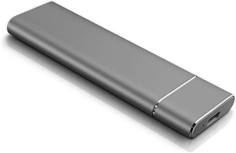 External Hard Drive Portable Hard Drive External HDD USB 3.1 Hard Drive for PC Laptop Mac (1TB, Black)