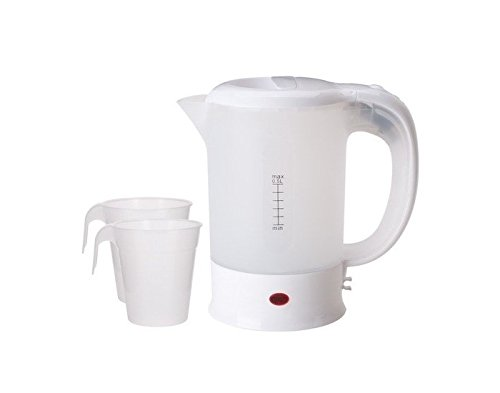 electric tea kettle two cups - 6