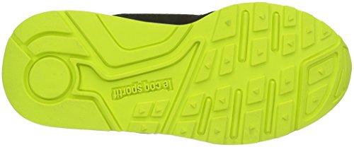 Yellow Coq Black Noir GS Sportif Baskets Enfant R900 Le Safety Mixte LCS Basses 744wq