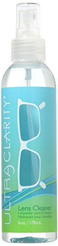 Ultra Clarity Lens Cleaner 6 Oz Spray Bottle (2 Pack)