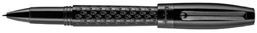 Montegrappa Limited Edition Fortuna Skull Rollerball Pen by Montegrappa