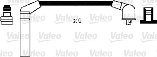 Valeo 346062 Ignition Cable: