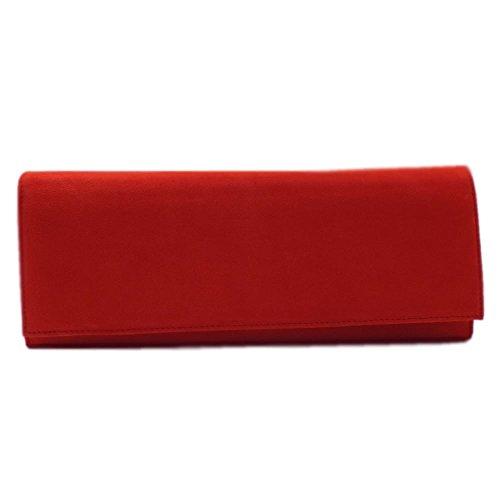 Peter Kaiser Winifred Sera Pochette In Corallo Rosso CORAL RED