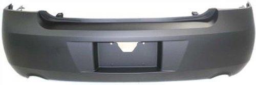 (Crash Parts Plus Primed Rear Bumper Cover Replacement for 2006-2015 Chevrolet Impala)
