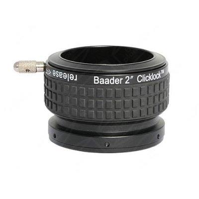Baader Planetarium 2'' Clicklock Eyepiece Adapter for Large SCT 3.25'' Thread by Baader Planetarium