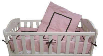 Baby Doll Set, Bedding Bedding Hotel Style Crib/ Mini Crib/ Port-a-Crib Bedding Set, Pink by BabyDoll Bedding B004HKK5XG, ナチュラルノート:dfd5d97a --- ijpba.info