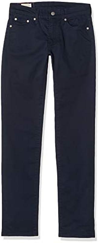 Levi's Męskie dżinsy 511 Slim: Levis Red Tab: Odzież
