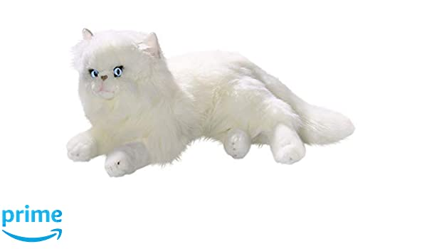 Amazon.com: Cat, Persian, 14 inches, 35cm, Plush Toy, Soft ...