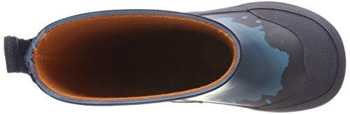 Unisex Blau Lyn Kinder Orange Blue Viking Gummistiefel d4x1gwdv