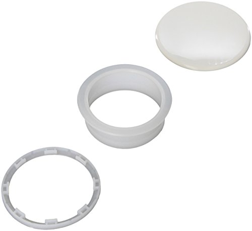American Standard 7301540-200.0200A BOLT CAP COVER RP KIT CONC TRAPW BOWL White by American Standard