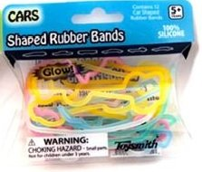 Shaped Rubber Bands - 3