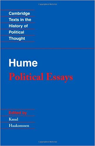 hume political essays cambridge texts in the history of  hume political essays cambridge texts in the history of political thought david hume knud haakonssen 9780521466394 com books