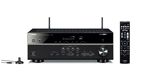 Yamaha Networked AV Receiver Receiver, Black (RXV485 for sale  Delivered anywhere in Canada
