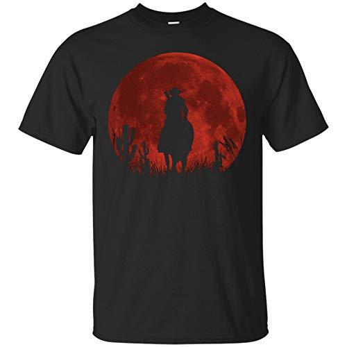 red Dead Redemption 2 (Unisex T-Shirt;Black;M)
