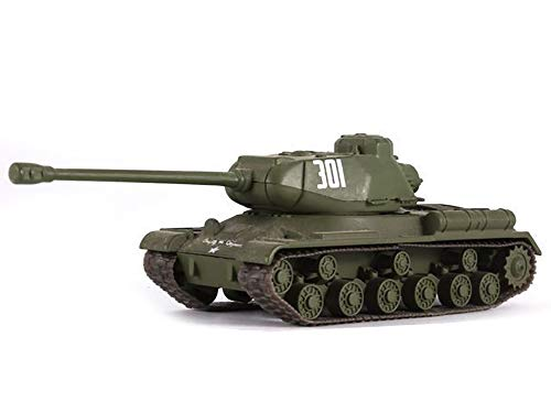 is-2 Object 240 #301 Heavy Tank USSR Soviet Union 1945 Year WWII 1/72 Scale Collectible Diecast Model