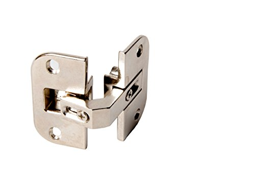 Pie-Cut Corner Hinge (Pair of Hinges) by Hafele - Hinges Susan Lazy