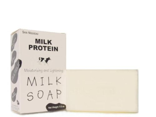 Milk Protein Moisturizing and Lightening Soap 200g Review