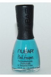 """NUBAR """"JADED"""" NSW273 MY SWEET ESCAPE COLLECTION"""