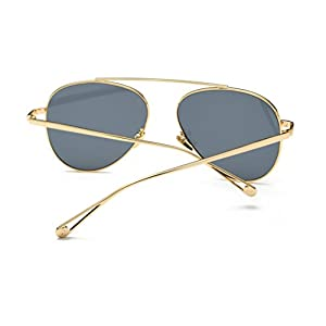 JC Fansion Cat-eye Anti-reflective UV400 round Driving Classic Sunglasses for Men and Women