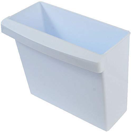 Janico 1030 Sanitary Napkin Receptacle Feminine Hygiene, Wall Mount, White by Janico (Image #4)