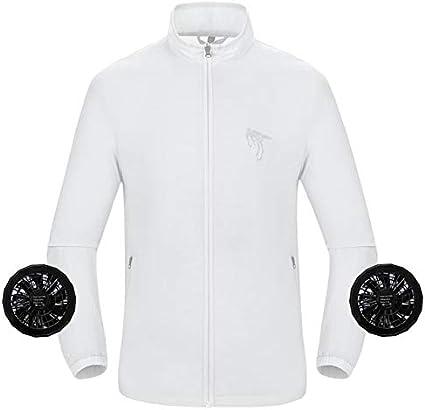 Camisa de refrigeración Ropa exterior for hombres USB del ...