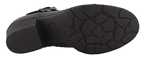 B Ophelia Heel C Mid Women's O Ankle Boots Black r74wqrxU