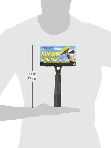 Ettore 57110 Heavy Duty Super Scraper 4-Inch Ettore Products